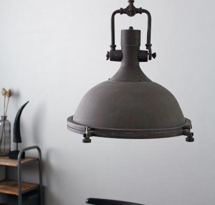 lampy sufitowe rustykalne